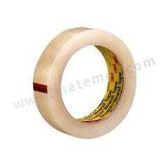 3M 单面透明胶带 600 厚度:0.058mm 长度:65.8m  卷