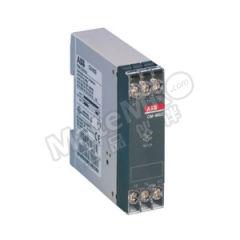 ABB CM系列热敏电阻PTC电机保护继电器 CM-MSE, 1no, auto reset, 220-240 VAC  个