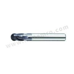 上工 经济型ME系列整体硬质合金四刃球头立铣刀 ME-4BA30M-D10 刃数:4 柄径:10mm 有效刃长:25mm  支