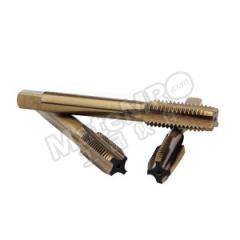 天工 M35含钴直槽机用丝锥 M6×1×19×66×d6.3 HSS 刀具材质:含钴高速钢 材质编码:M35 精度等级:H2 方隼尺寸:5mm 适宜加工材料:碳钢/不锈钢 螺距(牙数):1mm  盒