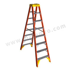 稳耐 双侧平台人玻璃钢字梯 T6204CN 耐压等级:35kV  架