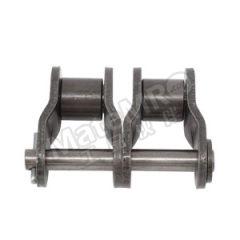 象牌 双排滚子链条接头 16B-2-OL 类型:半目 材质:标准钢  个