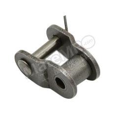象牌 标准滚子链条接头 04C-1H-OL 类型:半目 材质:标准钢  个