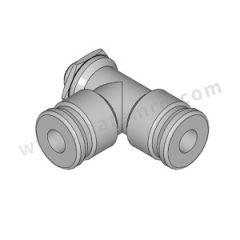 纽立得 PQGY系列不锈钢T型外螺纹分支三通接头 PQGY14-04S-H  个