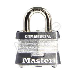 玛斯特锁 4弹子钢千层锁 3KAMCN 钥匙系统:同花  把