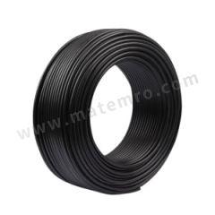 广缆 重型橡套软电缆 YC-450/750V-3×16+1×2 颜色:护套黑色  米