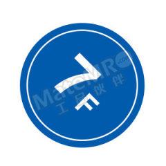 安赛瑞 楼层指示标识 39512 材质:塑料板  张