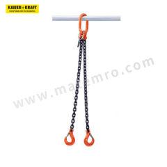 皇加力 PfeiferHIT吊链-质量标准10级 512398 链条直径:8mm 使用长度:2000mm  个