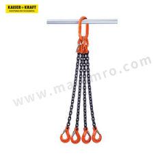 皇加力 PfeiferHIT吊链-质量标准10级 512413 链条直径:10mm 使用长度:1500mm  个