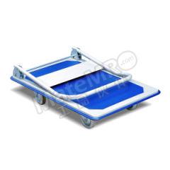 虎力 可折叠平板推车 TD1/150 扶手类型:可折叠 材质:塑料 台面尺寸(长×宽):740×480mm  辆