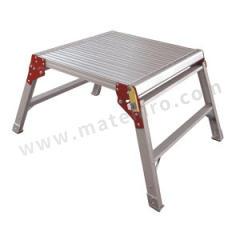 金锚 铝合金平台梯 AO73-202 平台高度:470mm 平台尺寸长×宽:600×600mm  架