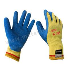 东兴 Kevlar天然橡胶涂层防割手套 K-305 防割等级:4级  副