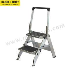 皇加力 铝制折叠式踏板梯 523971  个