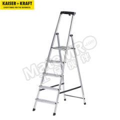 皇加力 铝制踏板梯 483751 额定载荷:150kg  个