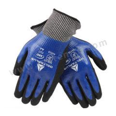 代尔塔 DELTAnocut®丁腈3/4涂层防割手套 202017 防割等级:5级  副