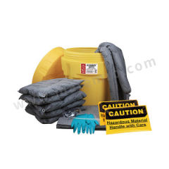 西斯贝尔 20加仑泄漏应急处理桶套装(通用型) SYK200  套