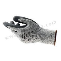 安思尔 丁腈掌涂手套 48706070 防割等级:5级  副