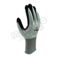 凯思亿 超细丁腈磨砂防割手套 C5PS 防割等级:5级  副