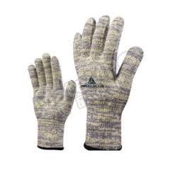 代尔塔 耐热芳纶防割纤维防割手套 202016  双