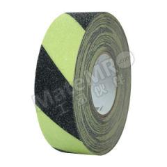 安赛瑞 自发光防滑胶带(黑色条纹) 14501 颜色:黑色条纹  卷