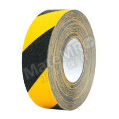 安赛瑞 警示防滑胶带 14212 颜色:黄黑条纹  卷