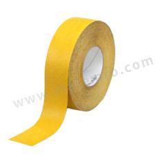 3M 600系列一般平面用防滑贴 630 颜色:黄色  卷