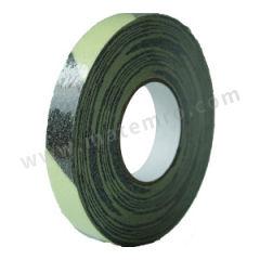 安赛瑞 自发光防滑胶带 11635 颜色:黑色条纹  卷