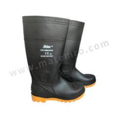 丽泰 PVC黑色高筒安全靴 LT-102  双