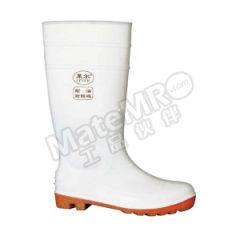 莱尔 PVC白色卫生靴 SF-11-03  双