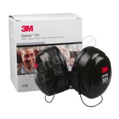 3M OPTIME101系列颈戴式耳罩 H7B 佩戴方式:颈戴式  副