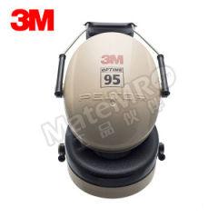 3M OPTIME95系列颈戴式耳罩 H6B 佩戴方式:颈戴式  副