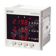 斯菲尔 LED数显多功能智能仪表 PD194E-9H4  台