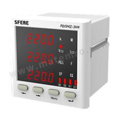 斯菲尔 数显电流电压表 PD194Z-3H4  台