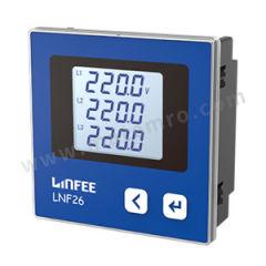 领菲 数显电压表 LNF26  台