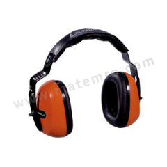 代尔塔 头戴式耳罩 103006 SNR:26dB  个