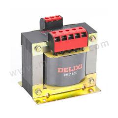 德力西 CDDK系列控制变压器 CDDK-500VA 220V/220V 额定电压:AC220V/220V 外形尺寸(高×宽×深):133mm×122mm×132mm 额定容量:500VA  个