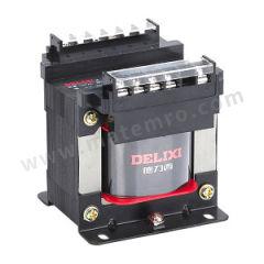 德力西 BK系列控制变压器 BK-2000VA 380V220V/36V 额定电压:AC380V/220V/36V 额定容量:2000VA 外形尺寸(高×宽×深):180mm×270mm×205mm  个