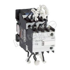 德力西 CDC9系列切换电容器接触器 CDC9-43/20  50Hz 380V 极数:3P 辅助触点:2NO+0NC 控制线圈电压:AC380V  个