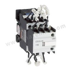 德力西 CDC9系列切换电容器接触器 CDC9-25/11  50Hz 380V 极数:3P 辅助触点:1NO+1NC 控制线圈电压:AC380V  个