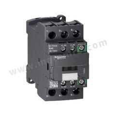 施耐德电气 交流接触器 LC1D32EHE 主触头类型:3NO 辅助触头类型:1NO+1NC 额定工作电流:32A 线圈额定控制电压:AC/DC48~130V  个