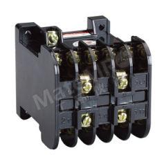 德力西 CDC10系列交流接触器 CDC10-10A 380V 额定工作电流:10A 辅助触头类型:2NO+2NC 线圈额定控制电压:AC380V  个