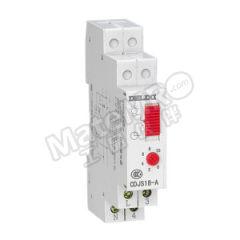 德力西 CDJS18时间继电器 CDJS18-A 36-360s AC110V 额定电流:0.95A 功能:断开延时  个