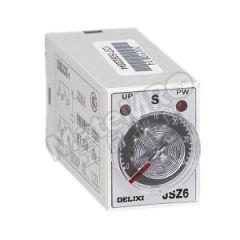 德力西 JSZ6系列引进超级时间继电器 JSZ6-2  2H   AC220V 额定电流:5A 功能:接通或切断较高电压、较大电流的电路  个