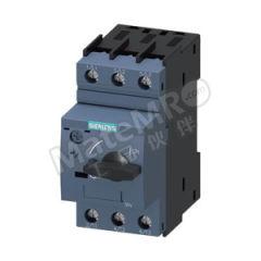 西门子 3RV6系列电动机保护断路器 3RV64214AA10 接线方式:螺钉型端子 控制类型:旋钮式 分断能力:55kA 额定电流范围:11~16A  个