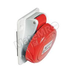 施耐德电气 工业插座 PKF32F735 防护等级:IP67 额定电流:32A 颜色:红色 额定电压:AC380~415V  个