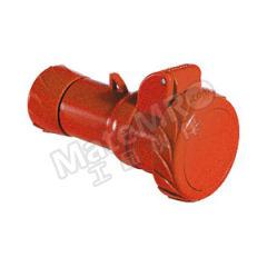 施耐德电气 工业插座 PKY32M7C4 防护等级:IP67 颜色:红色 额定电压:AC380~440V  个