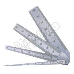 FOWLER 4件锥形尺套装 53433179 分度值:0.05mm 精度:±0.05mm  套