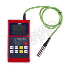 里博 打印涂镀层测厚仪 leeb242 工作原理:磁感应和电涡流  台