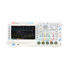 优利德 数字荧光示波器 UPO9354Z 采样率:4GS/s(单通道)、2GS/s(双通道) 通道数量:4  台