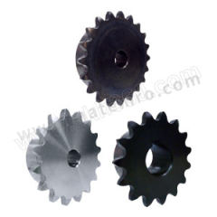 正盟 DLS60B型不锈钢链轮 DLS60B30L 齿数:30 轴孔径:18mm 外径:193mm  个